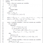 Alternating Turing Machine deciding inhabitation for BCL